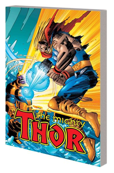 Thor vs. Thanos TPB AUG130874D