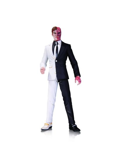 DC Comics Designer Series 3 Greg Capullo Two Face Action Figure AUG140382Y