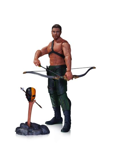 Arrow TV Oliver Queen & Totem Action Figure AUG140383Y