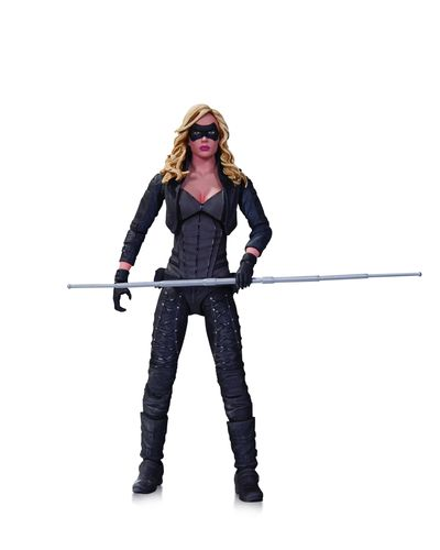 Arrow TV Black Canary Action Figure AUG140384Y