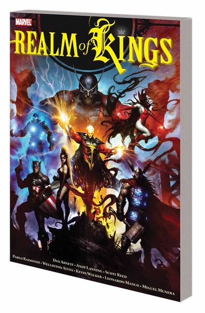 Realm Of Kings TPB New Printing AUG140917D