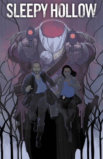 Sleepy Hollow #1 (of 4)