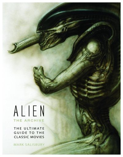 Alien Archive Ult Guide To Classic Movies HC AUG141912F