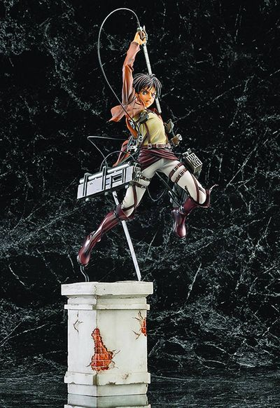 Attack On Titan Eren Yeager 1/8 Scale PVC Figure AUG148398I
