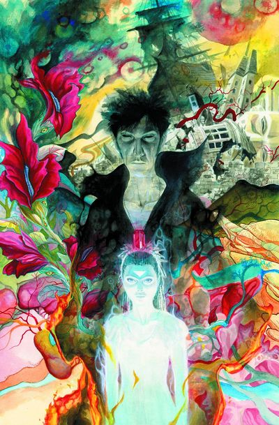 Sandman Overture #6 Special Edition