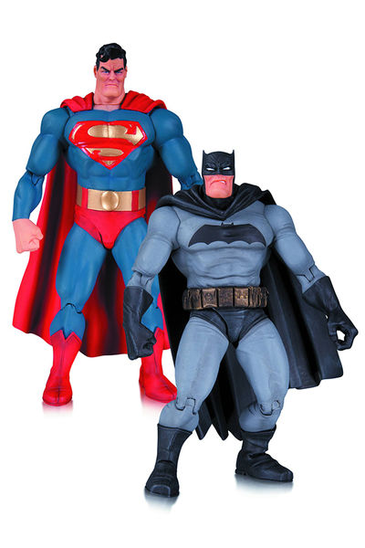 Dark Knight Returns 30th Aniv 2 Pack Action Figure AUG150312Y