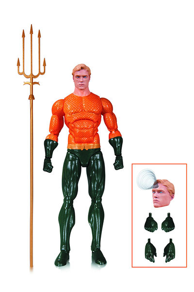 DC Comics Icons Aquaman Action Figure AUG150315Y