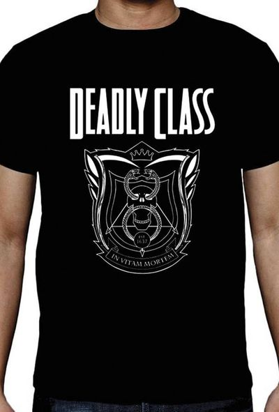 Image of Deadly Class MED Mens T-Shirt