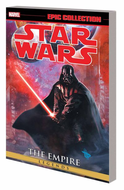 Star Wars Legends Epic Collection TPB Vol 02 Empire