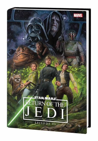 Star Wars HC Episode VI Return Of Jedi AUG150917D