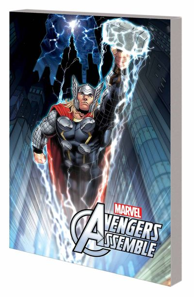 Marvel Universe All New Avengers Assemble Digest TPB Vol. 03 AUG150918D