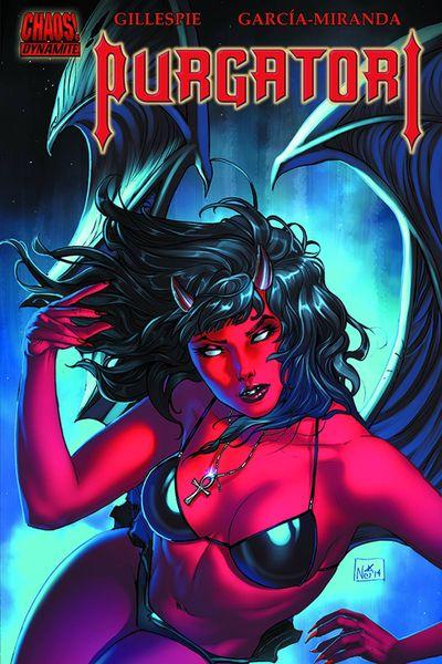 Purgatori TPB Vol. 01 Hell And Back