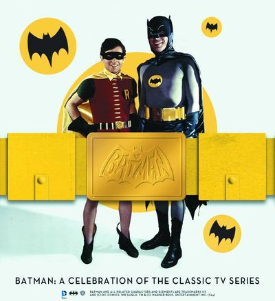 Batman Celebration Of the Classic TV Series HC MAY161824F