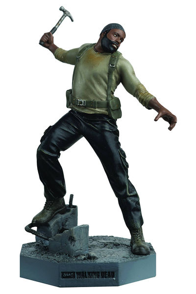 Walking Dead Figure Coll Mag #6 AUG152014H