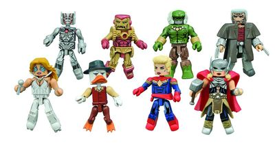 Marvel Minimates Series 64 Secret Wars Assortment AUG152318U