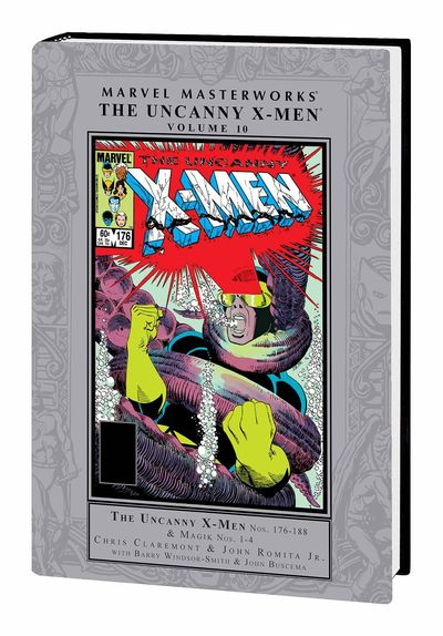 Marvel Masterworks Uncanny X-Men HC Vol. 10 AUG160988D