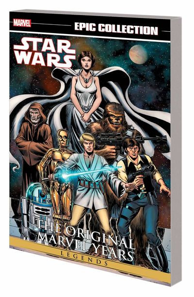 Star Wars Legends Epic Coll Original Marvel Years TPB Vol. 01 AUG160998D