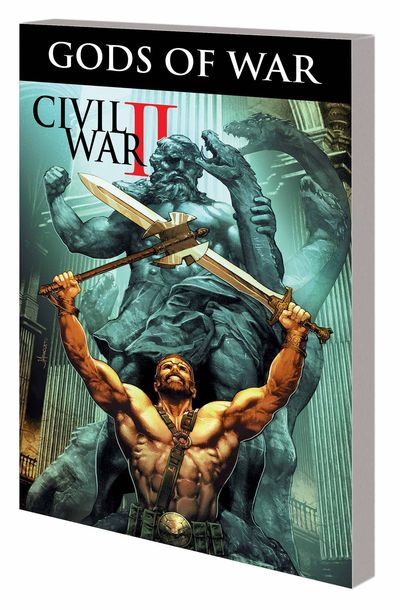 Civil War II Gods Of War TPB AUG161004D