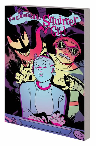 Unbeatable Squirrel Girl comics at TFAW.com