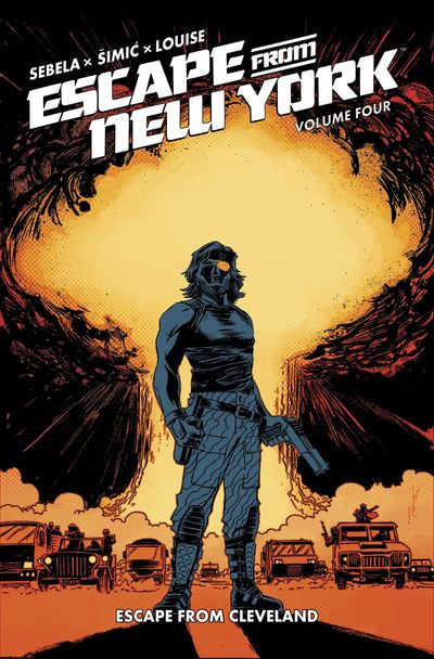 Escape From New York TPB Vol. 04 AUG161319E