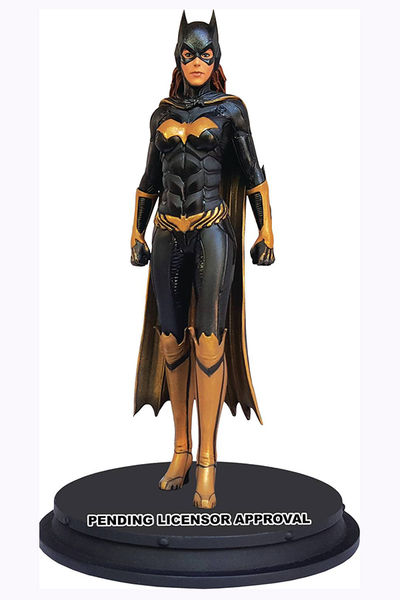 Batman Arkham Knight Batgirl Previews Exclusive Statue Paperweight AUG162601U