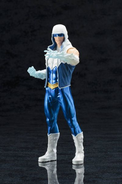 DC Comics Captain Cold Artfx+ Statue New 52 Ver AUG162821I