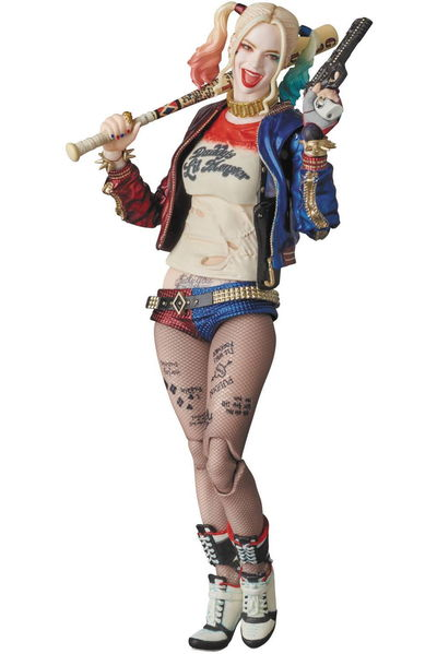 Suicide Squad Harley Quinn Previews Exclusive Miracle Action Figure AUG162979I