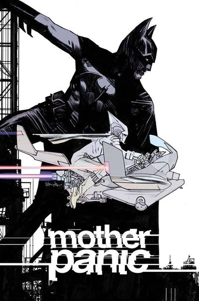 Mother Panic #1 (Edwards Variant Cover Edition)