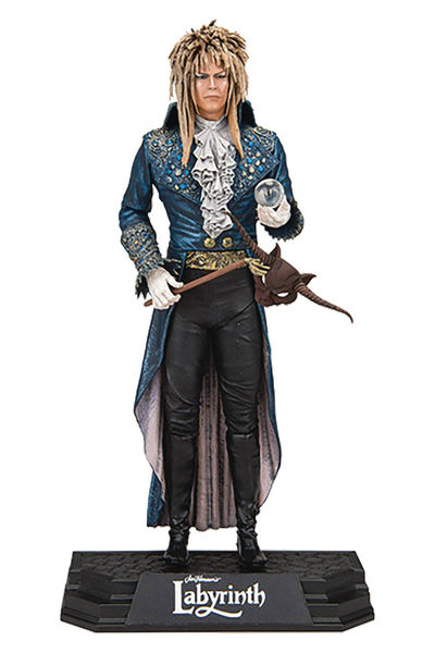 Labyrinth 7-in Jareth Action Figure AUG170777-SINGLE