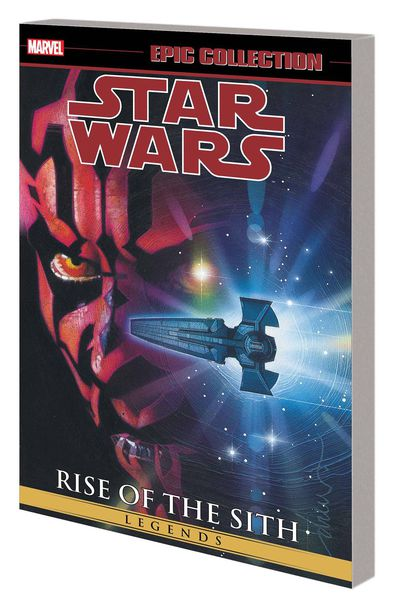 Star Wars Legends Epic Collection TPB Vol. 02 Rise Sith AUG171043D