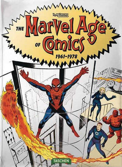 Marvel Age of Comics 1961-1978 HC AUG172293I