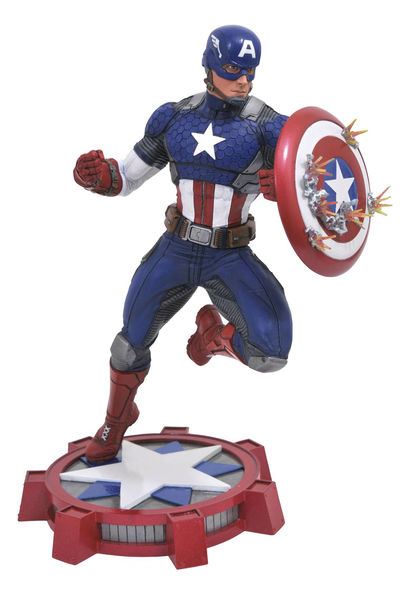 Marvel Gallery Marvel Now Captain America Pvc Figure AUG172640U