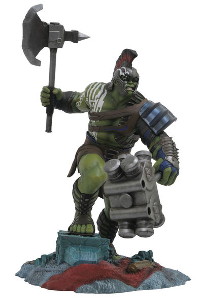 Marvel Gallery Thor Ragnarok Hulk Pvc Figure AUG172642U