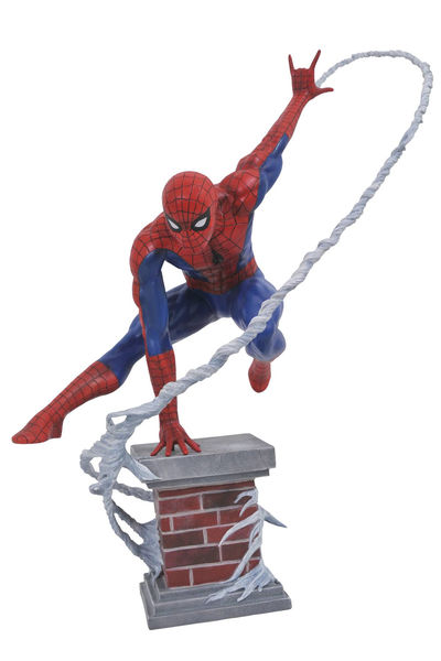 Marvel Premier Coll Amazing Spider-Man Statue AUG172645U