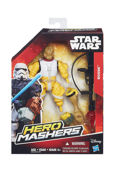 Star Wars Hero Mashers Bossk Figure B3664