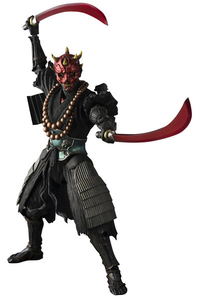Movie Realization Star Wars Sohei Darth Maul Action Figure NOV172838