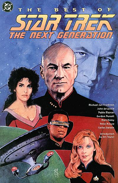 Star Trek: The Best of the Next Generation TPB