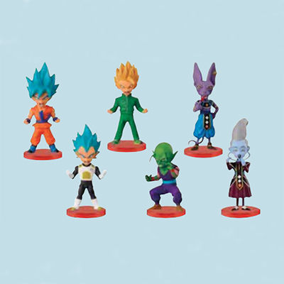Dragonball Super WCF Z-Warriors Goku Figure AUG158356J