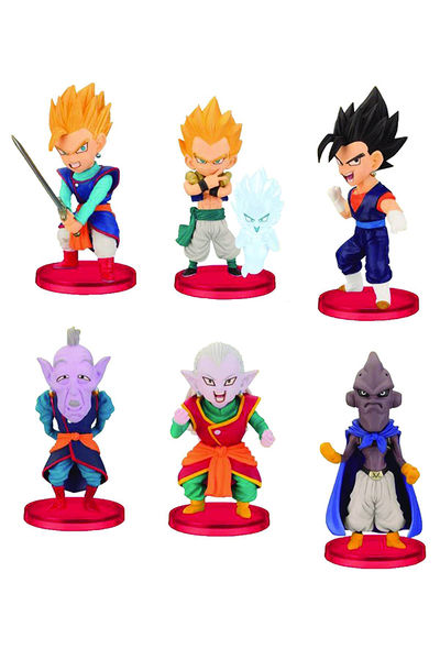 Dragonball Z WCF Episode of Boo Vol. 2 Vegetto Figure SEP148298J