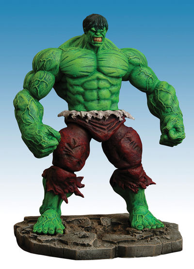 Marvel Select Incredible Hulk Action Figure DEC074356U