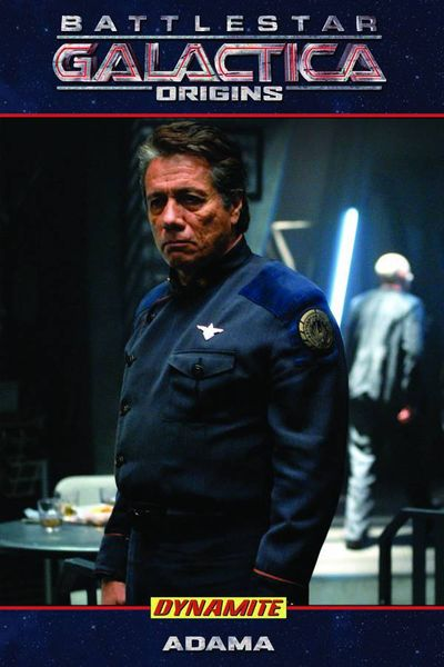 Battlestar Galactica Origins TPB Vol. 01 Adama