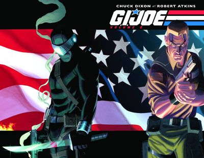 G.I. Joe TPB Vol. 2 DEC090896E