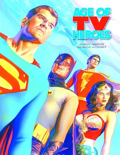Age of TV Heroes HC DEC091015H