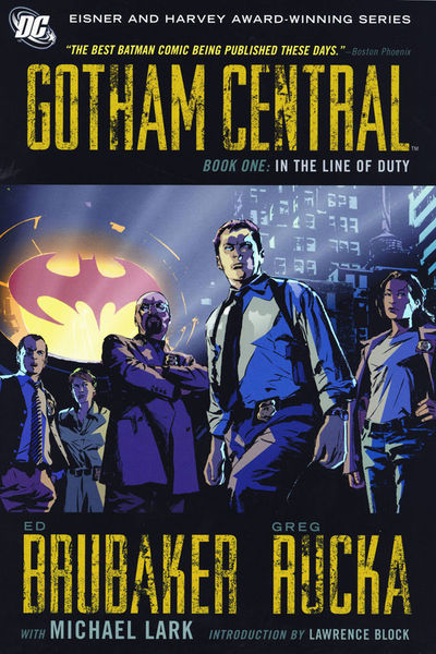 Gotham Central TPB Book 01 In The Line Of Duty
