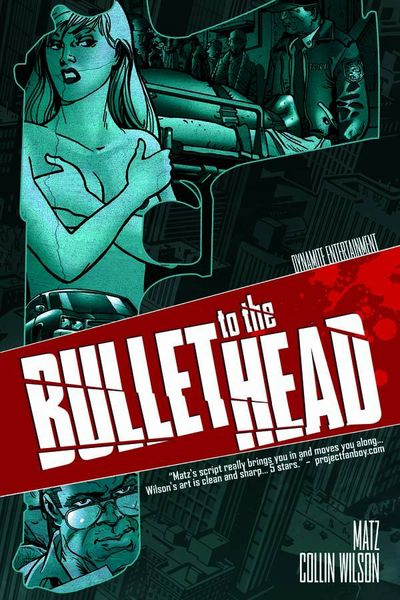 Bullet To the Head TPB DEC100923E