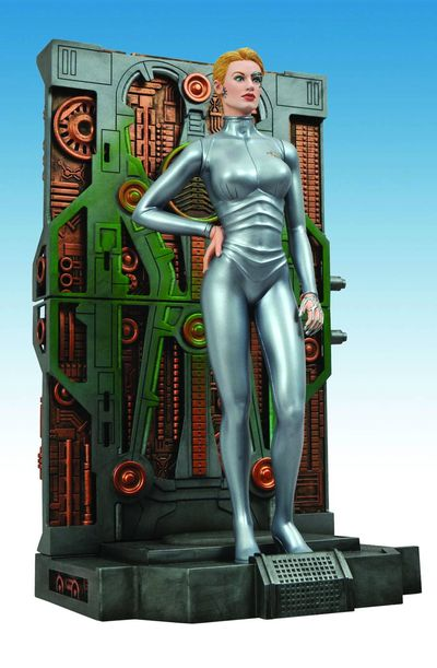 Femme Fatales Star Trek 7 Of 9 Pvc Statue DEC121593U