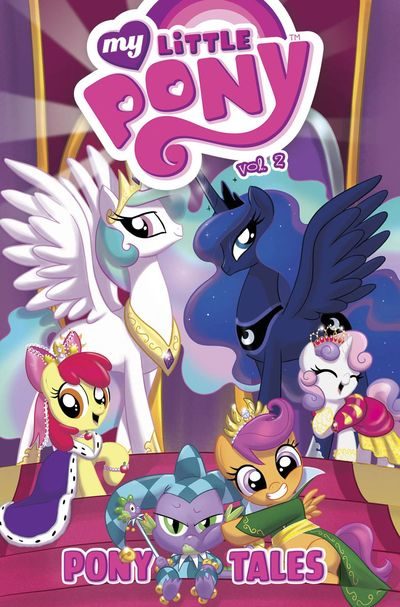 My Little Pony Tales TPB Vol. 02 DEC130439E