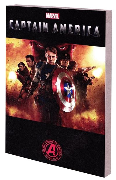 Marvels Captain America TPB Winter Soldier Prelude DEC130762D