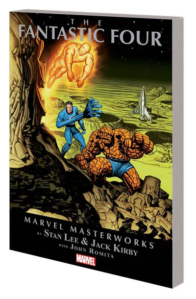 Marvel Masterworks Fantastic Four TPB Vol. 10 DEC130771D