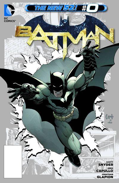 Batman HC Vol. 06 The Graveyard Shift